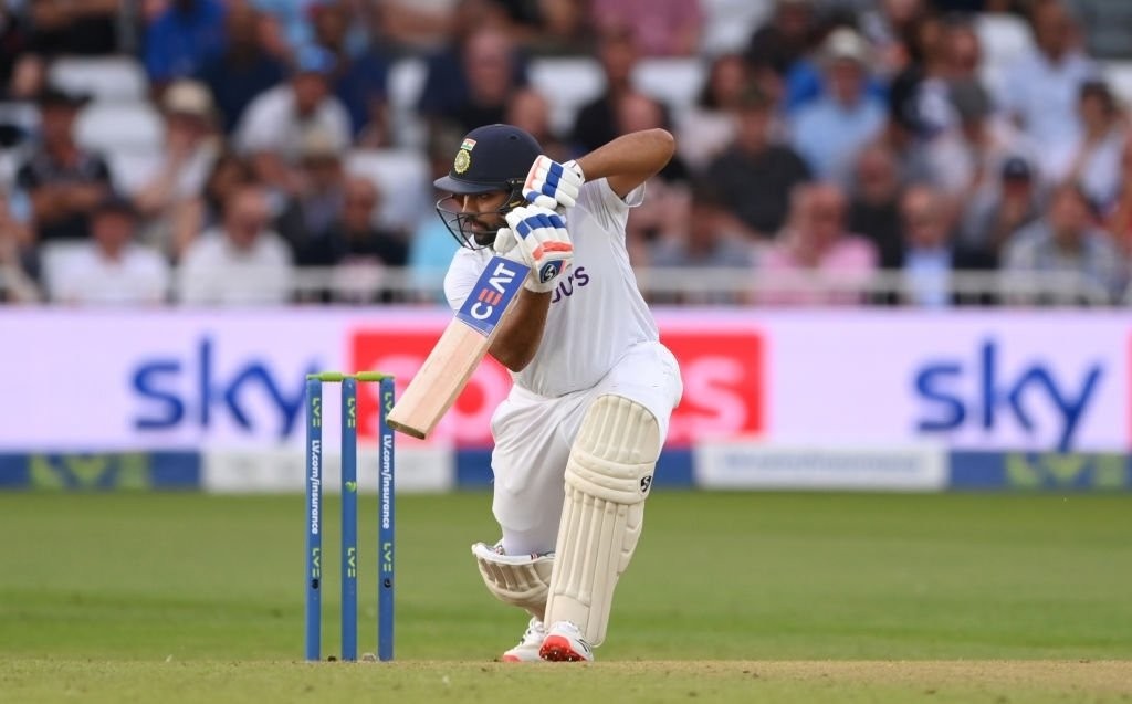 There is no such thing as 'He has less time and more time' - Rohit Sharma looks on lazy elegance