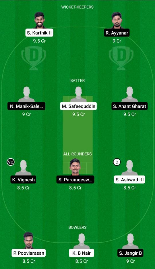 BUL vs LIO Dream11 Prediction Fantasy Cricket Tips Dream11 Team BYJUs Pondicherry T20