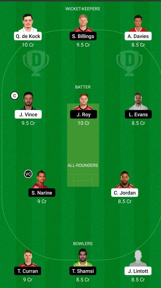 SOB vs OVI Dream11 Prediction Fantasy Cricket Tips Dream11 Team The Hundred Men