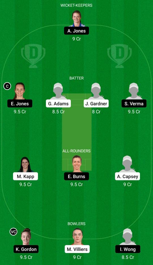 OVI-W vs BPH-W Dream11 Prediction Fantasy Cricket Tips Dream11 Team The Hundred Women