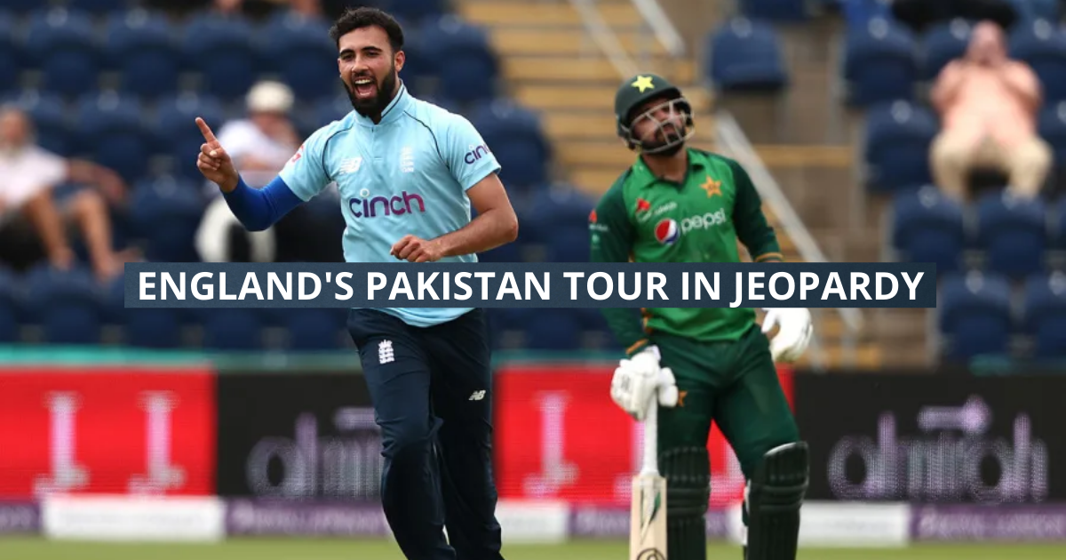 England's tour of Pakistan 2021 in Jeopardy