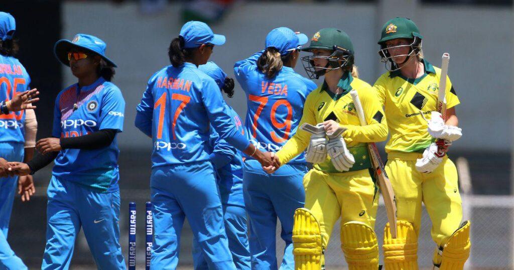 India vs Australia Women