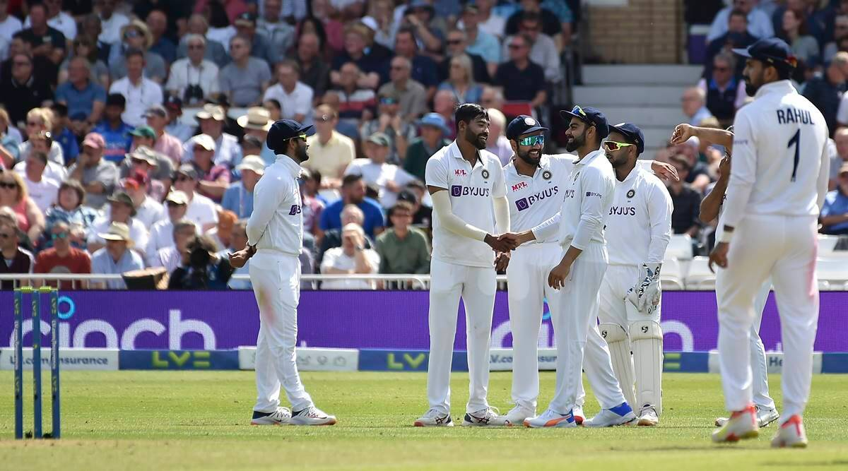 India vs England Test