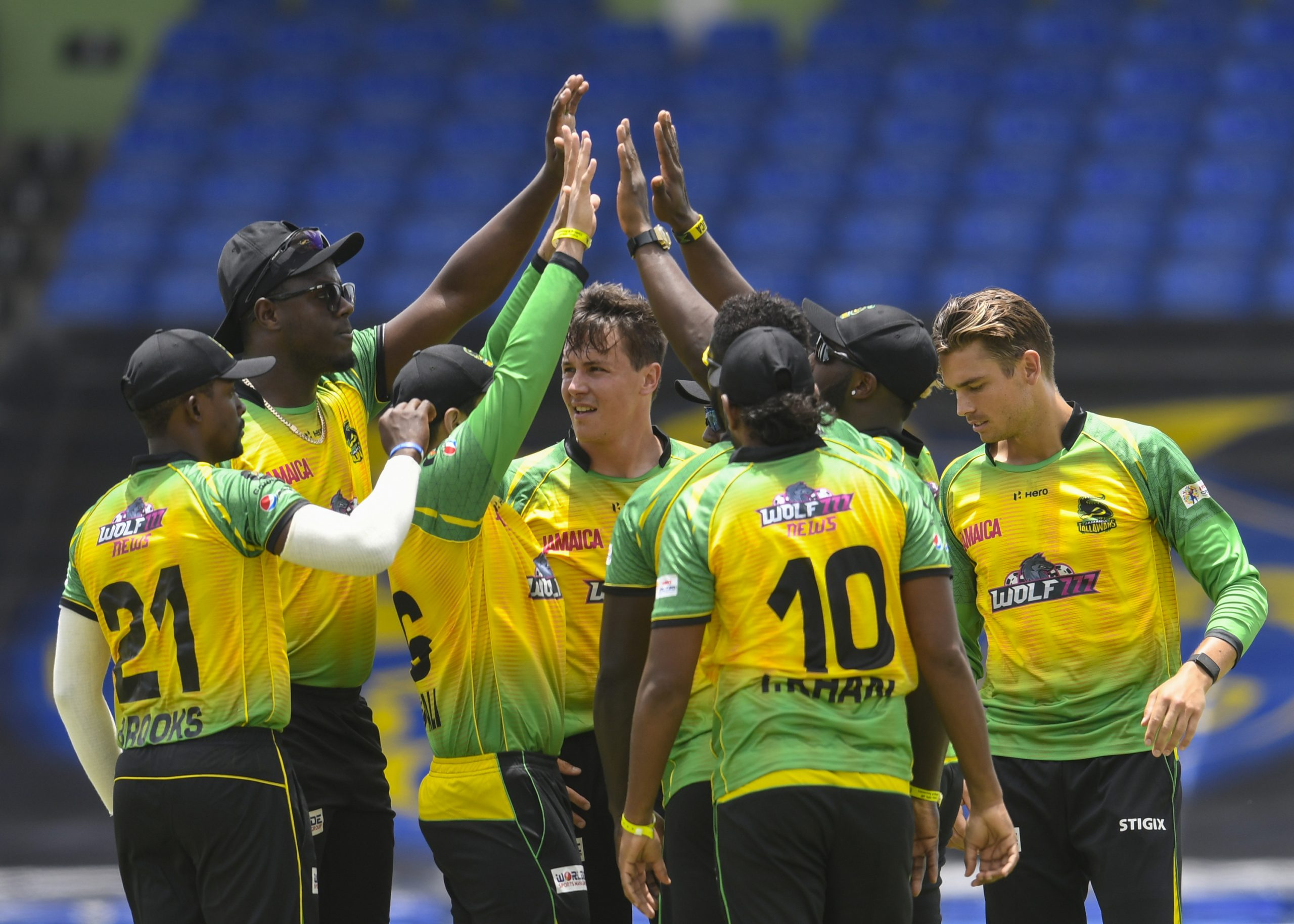Jamaican tallawahs