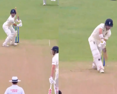 Watch: Jasprit Bumrah Traps Rory Burns To Get India's First Wicket Of The Tour