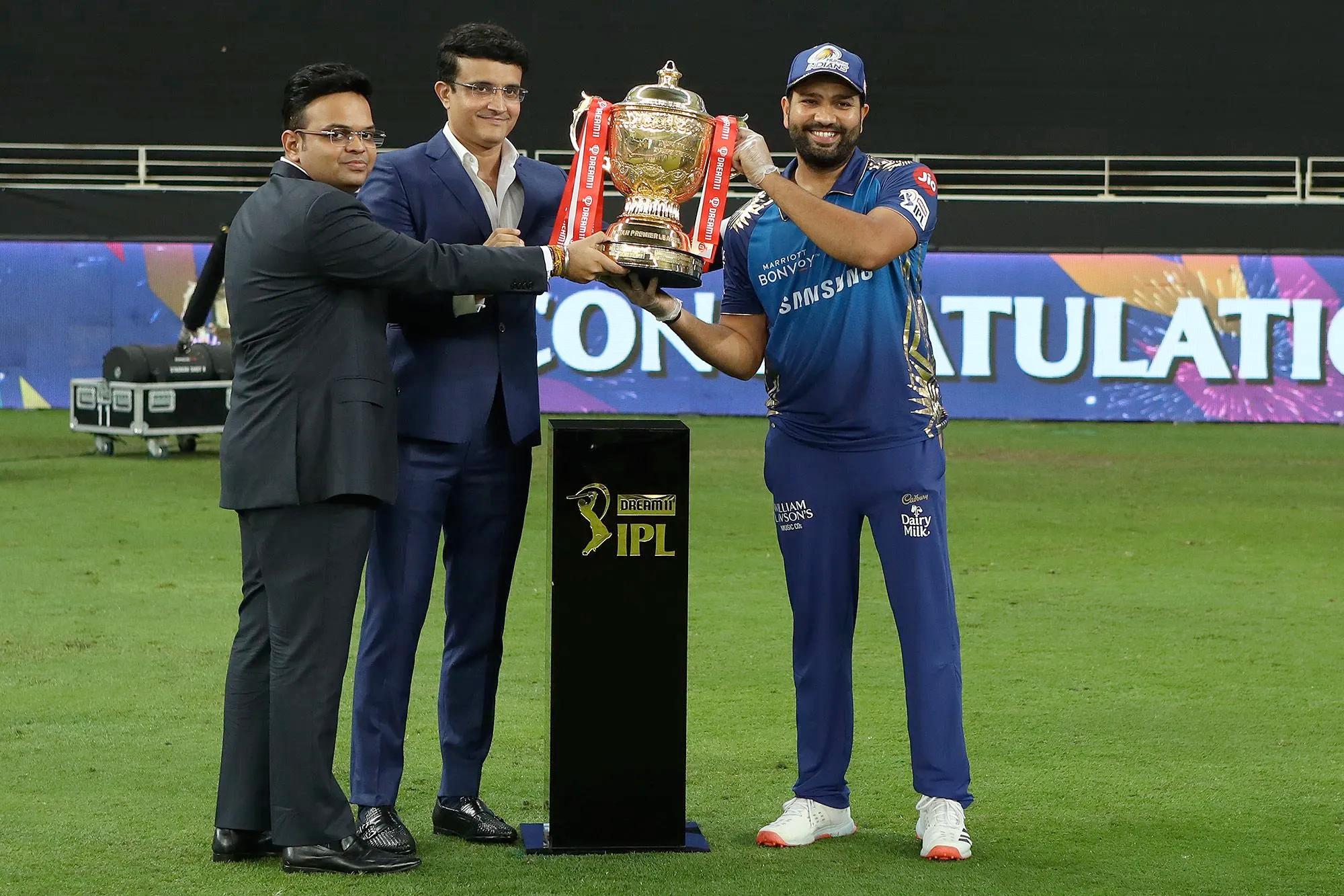 Jay Shah, Sourav Ganguly, Rohit Sharma, IPL 2020, BCCI, IPL
