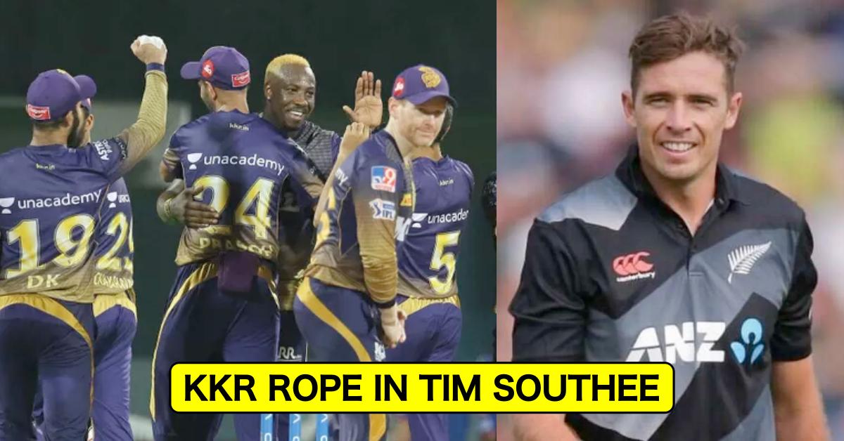 IPL 2021: Kolkata Knight Riders Rope In Tim Southee As Pat Cummins' Replacement For UAE Leg