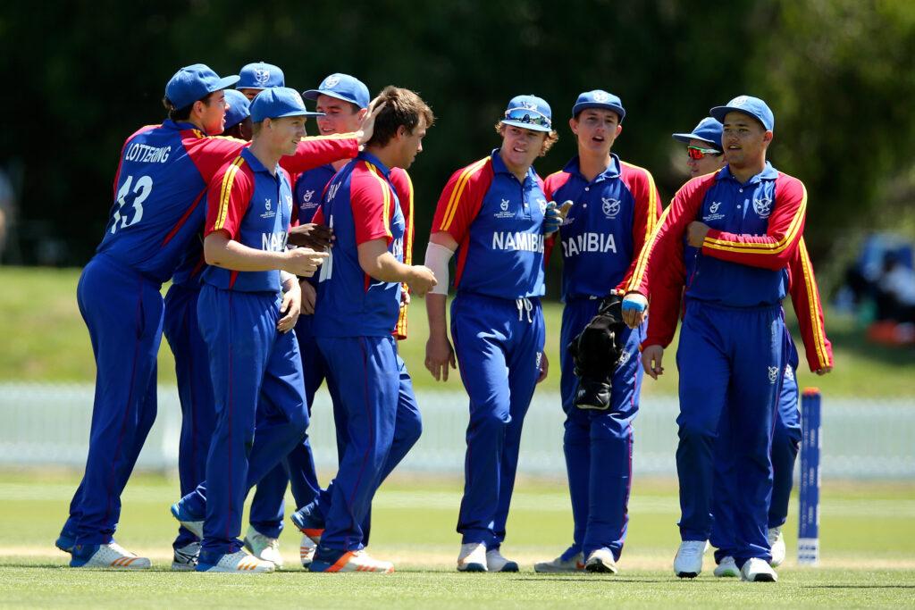 Namibia National Cricket Team, Namibia vs Zimbabwe Emerging