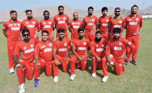 Oman Cricket Team