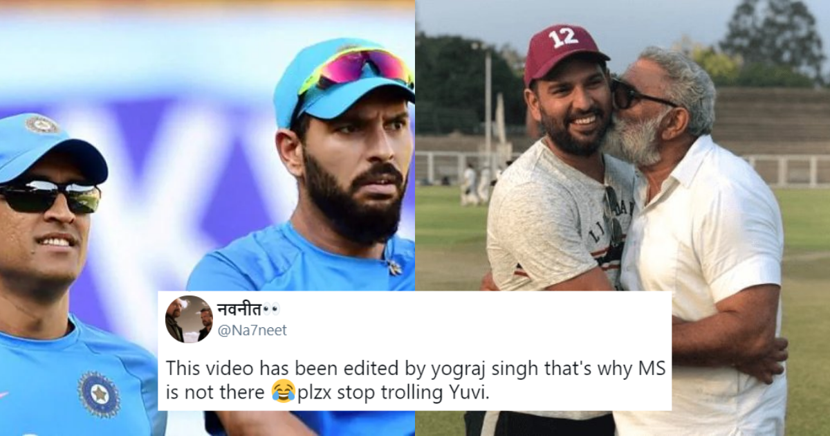 Fans lash out at Yuvraj Singh for not including MS Dhoni in his friendship day video