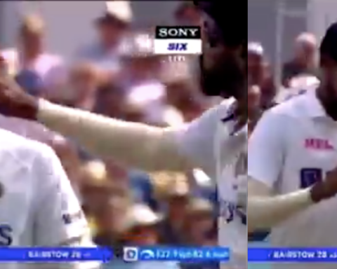 Watch: Mohammed Siraj Innovates A New Way To Shine The Ball