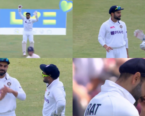 Watch: Virat Kohli And India Finally Get Review Right Against Zak Crawley After A Gaffe