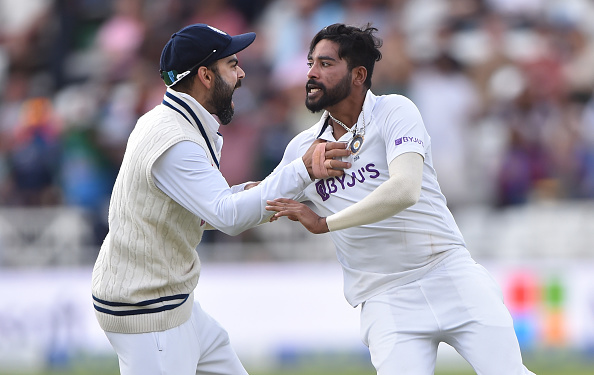 Mohammed Siraj's Bowling To Moeen Ali Was Exceptional In Lord's Test:  Ravichandran Ashwin