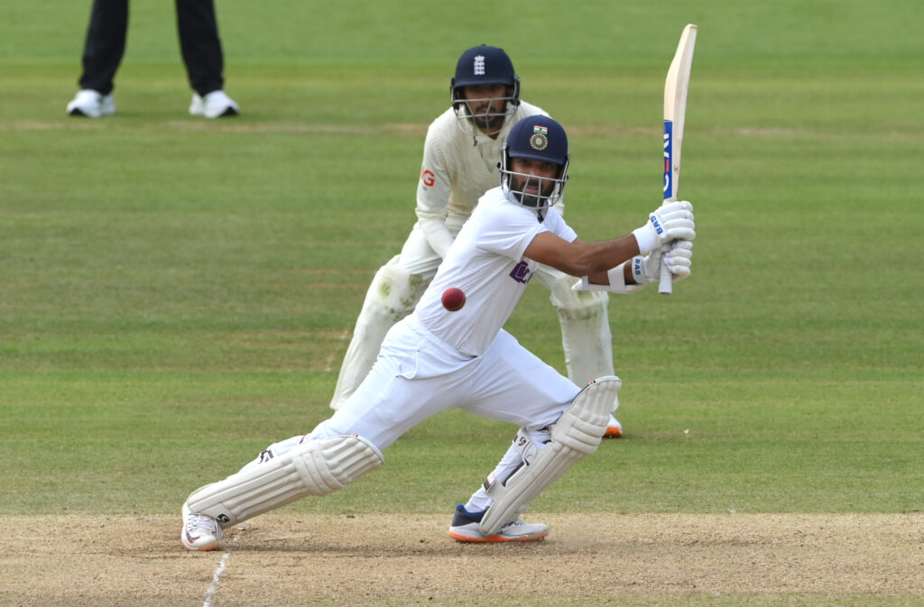 Ajinkya Rahane sneaks back at critics after Lord's test