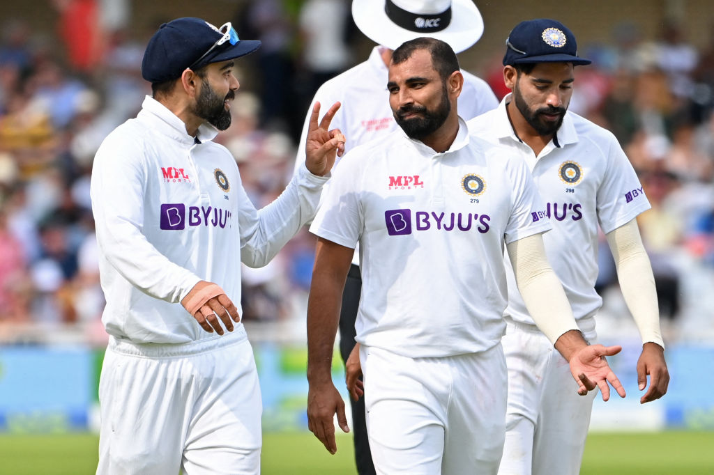 Twitter Reacts As India Dominate The Opening Day Of The Nottingham Test Against England