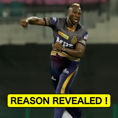 IPL 2021: Revealed - Here's Why Andre Russell Isn't Included In KKR Playing XI vs DC