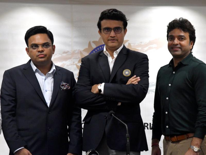 BCCI, Sourav Ganguly, Jay Shah, Arun Dhumal