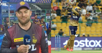 Brendon McCullum Believes Venkatesh Iyer Could Become Like Adam Gilchrist