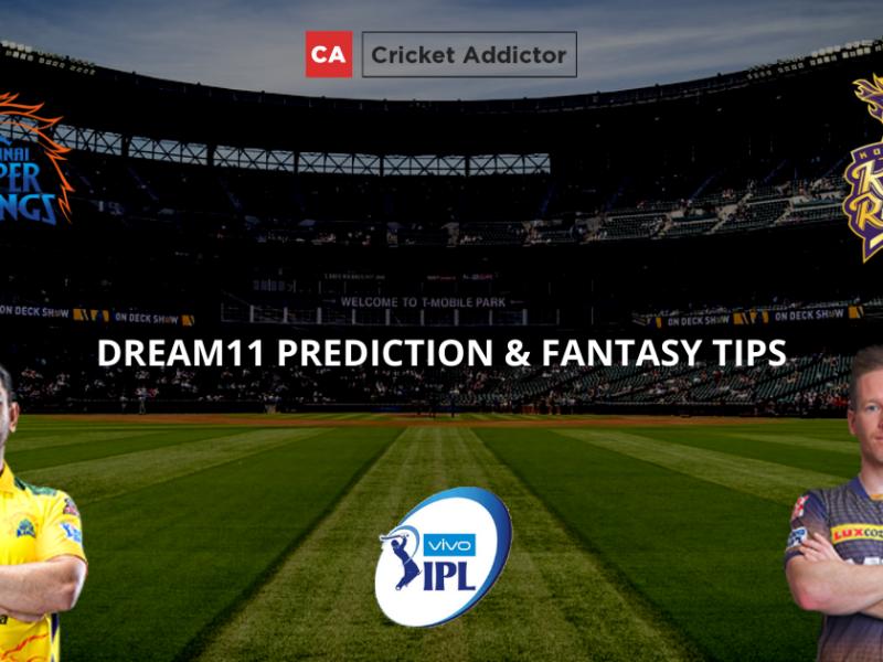 CSK vs KKR Dream11 Prediction, Fantasy Cricket Tips, Dream11 Team- IPL 2021