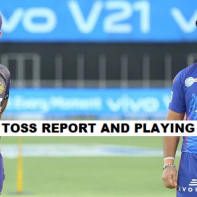 KKR vs DC- Toss Report, IPL 2021 Match 41