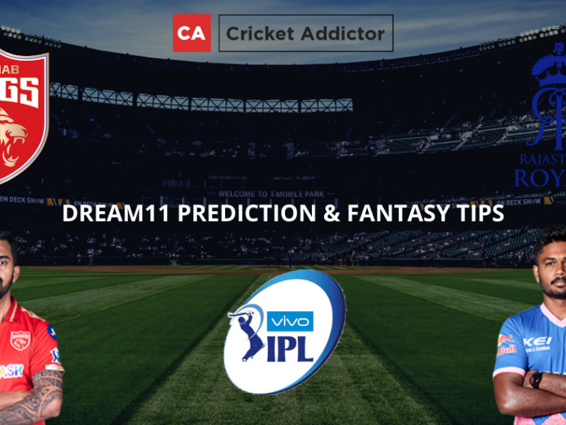 PBKS vs RR Dream11 Prediction, Fantasy Cricket Tips, Dream11 Team- IPL 2021