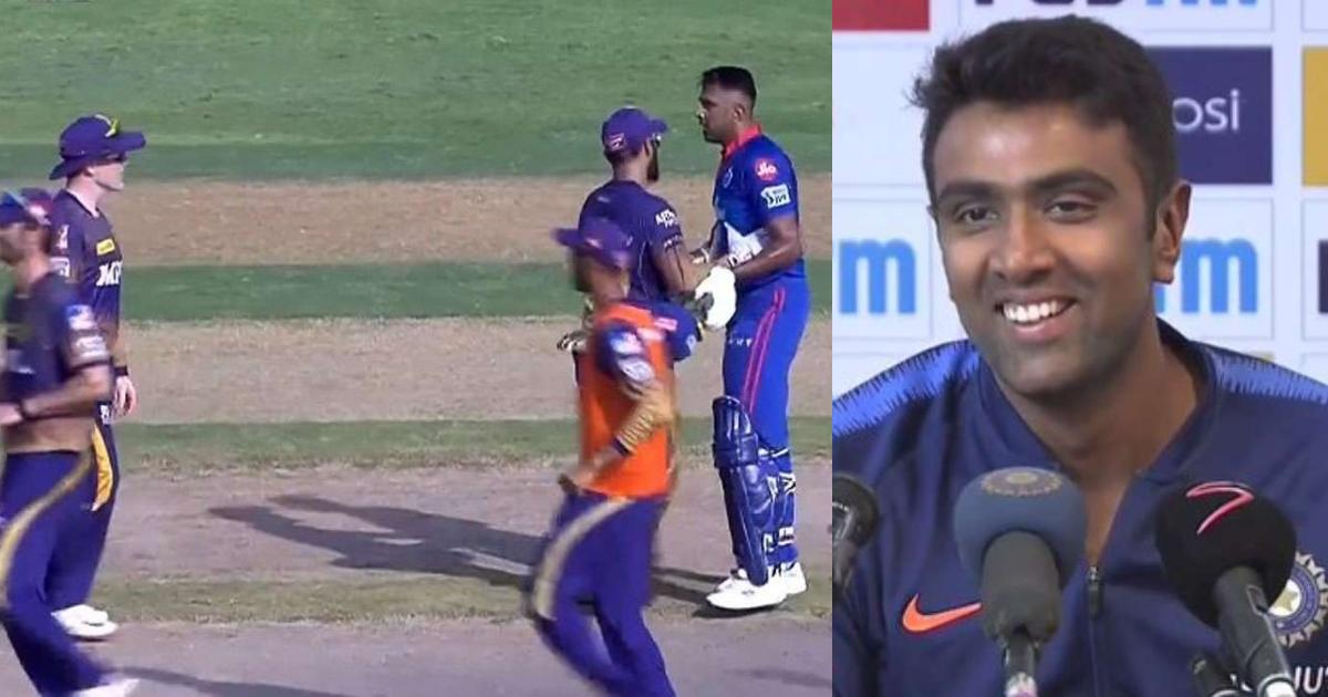 IPL 2021: Ravichandran Ashwin Responds To Eoin Morgan For Calling Him Disgrace Over 'Run Controversy'