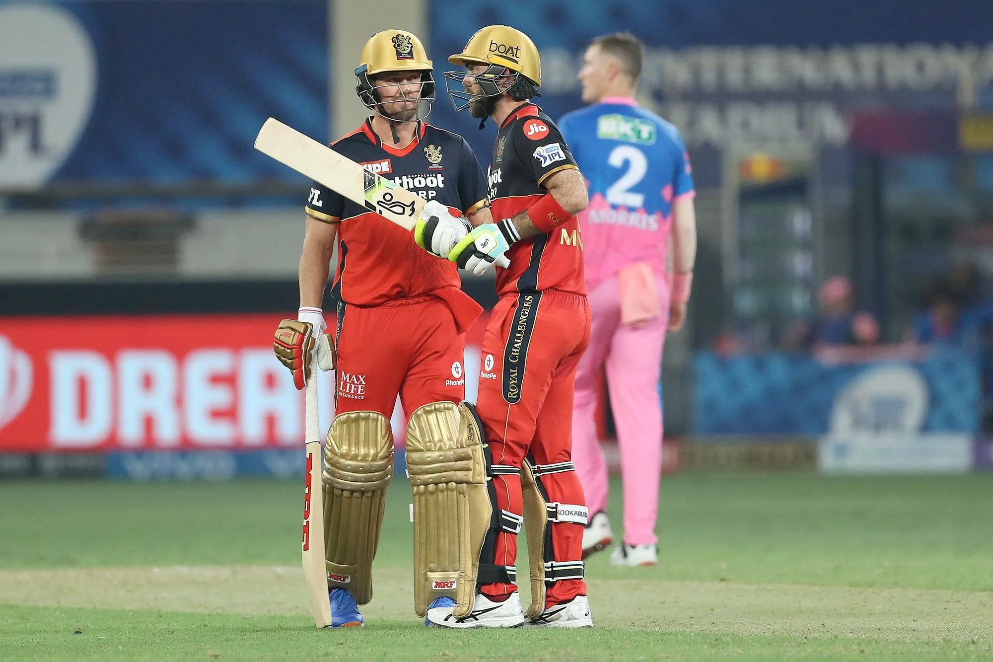 आईपीएल 2021: दुबई में रॉयल चैलेंजर्स बैंगलोर ने राजस्थान रॉयल्स को 7 विकेट से हराकर ट्विटर पर प्रतिक्रिया दी