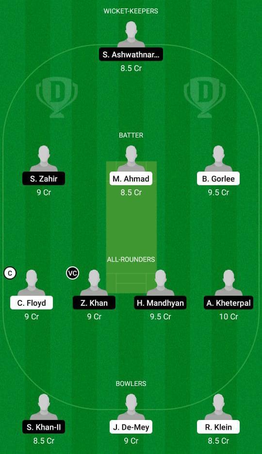 NED XI vs HUN Dream11 Prediction Fantasy Cricket Tips Dream11 Team Dream11 ECC T10