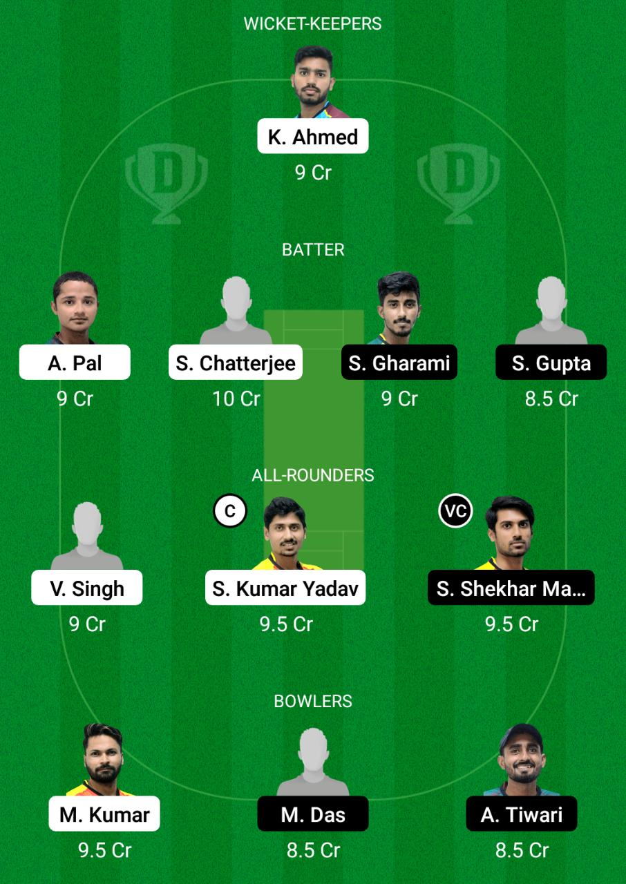 BB vs KW Dream11 Prediction Fantasy Cricket Tips Dream11 Team