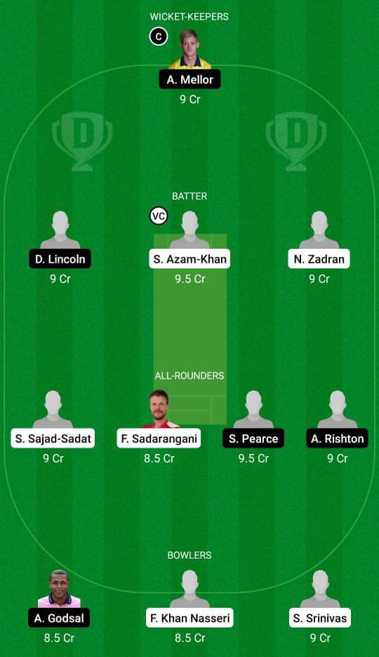 GER vs ENG XI Dream11 Prediction Fantasy Cricket Tips Dream11 Team Dream11 ECC T10