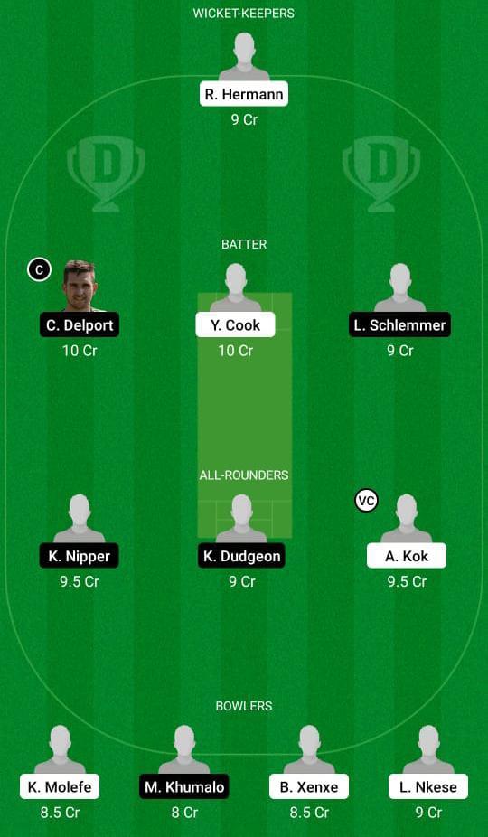 MPR vs TUS Dream11 Prediction Fantasy Cricket Tips Dream11 Team CSA T20 Cup