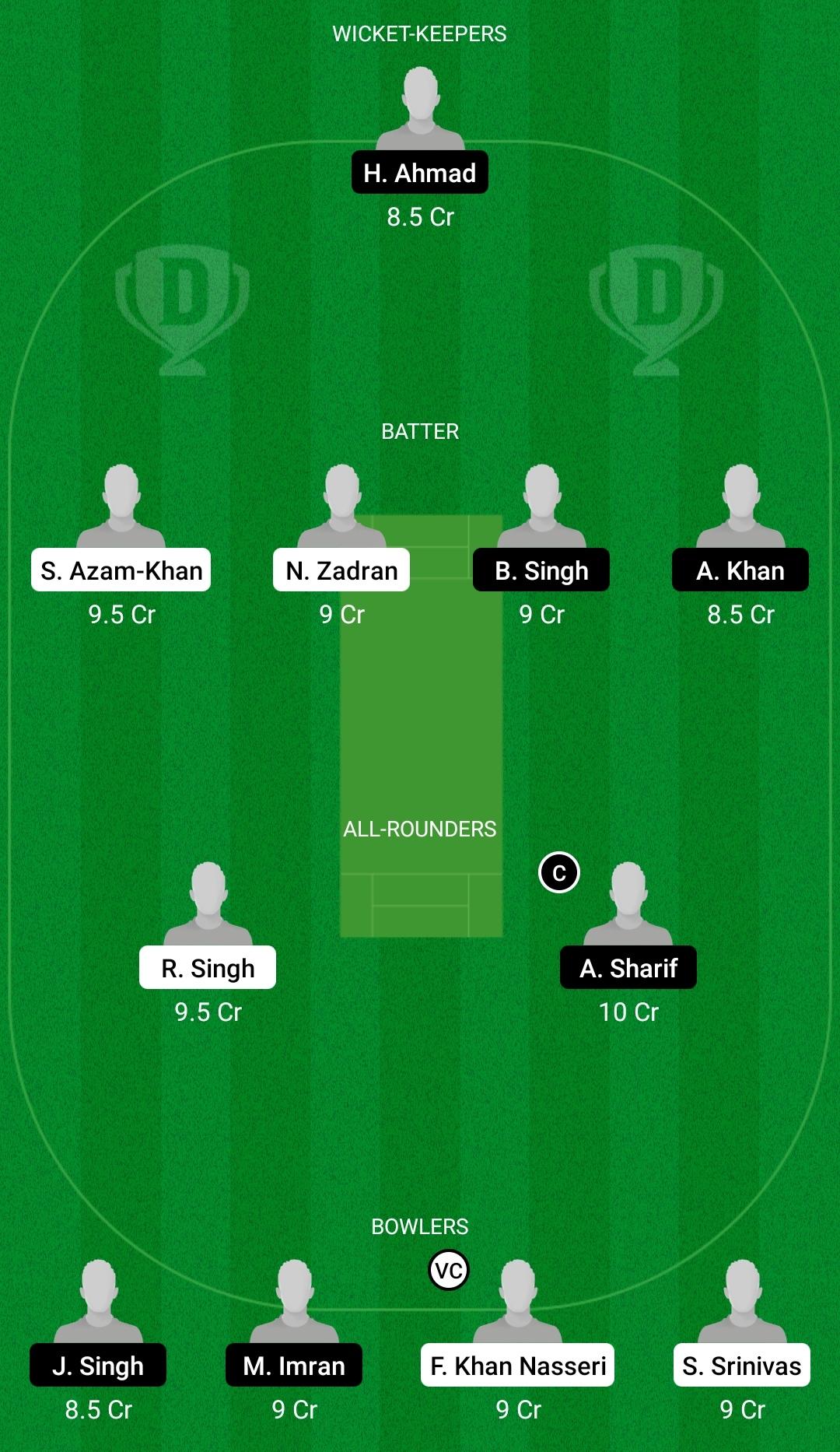 GER vs ITA Dream11 Prediction Fantasy Cricket Tips Dream11 Team Dream11 ECC T10