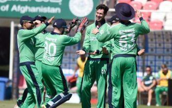 Ireland vs Zimbabwe 1st ODI