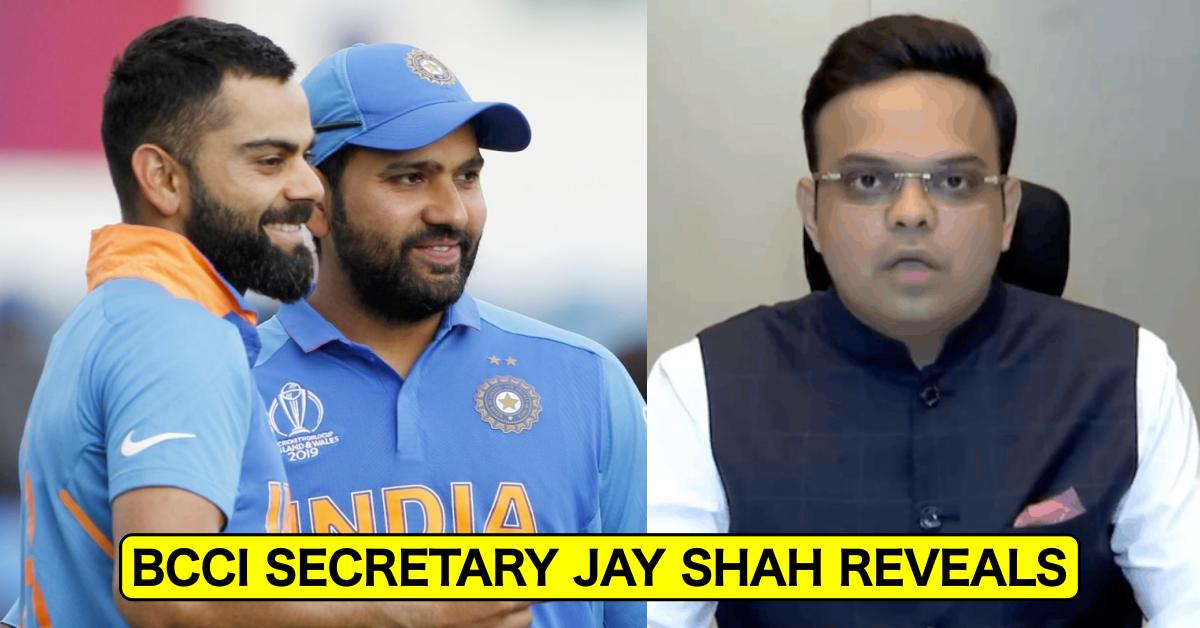 Will India Opt For Split Captaincy Between Virat Kohli & Rohit Sharma? BCCI Secretary Jay Shah Reveals