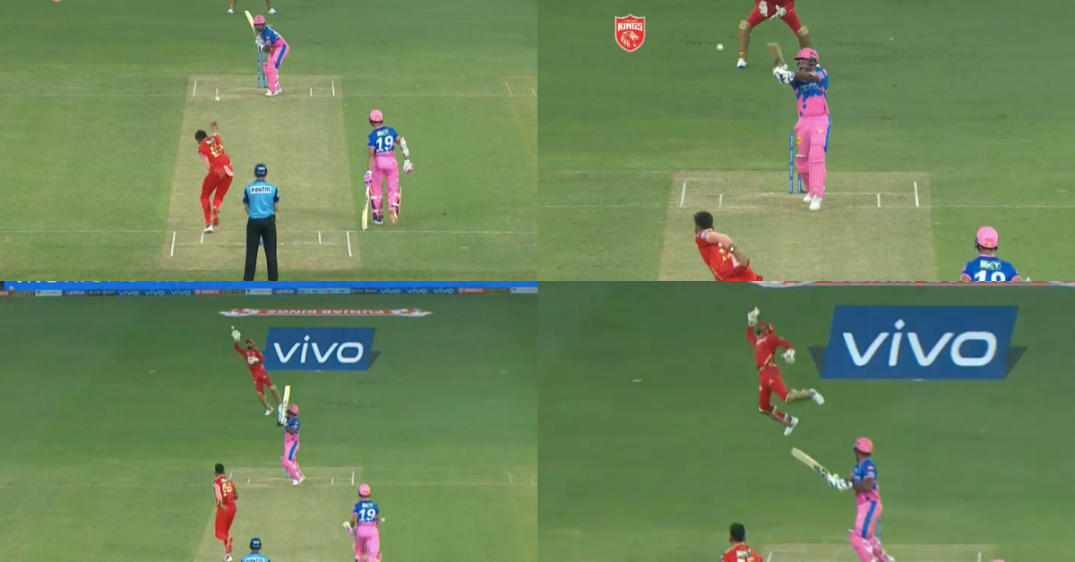 IPL 2021: Watch - KL Rahul Grabs A Brilliant One-Handed Catch To Dismiss Sanju Samson