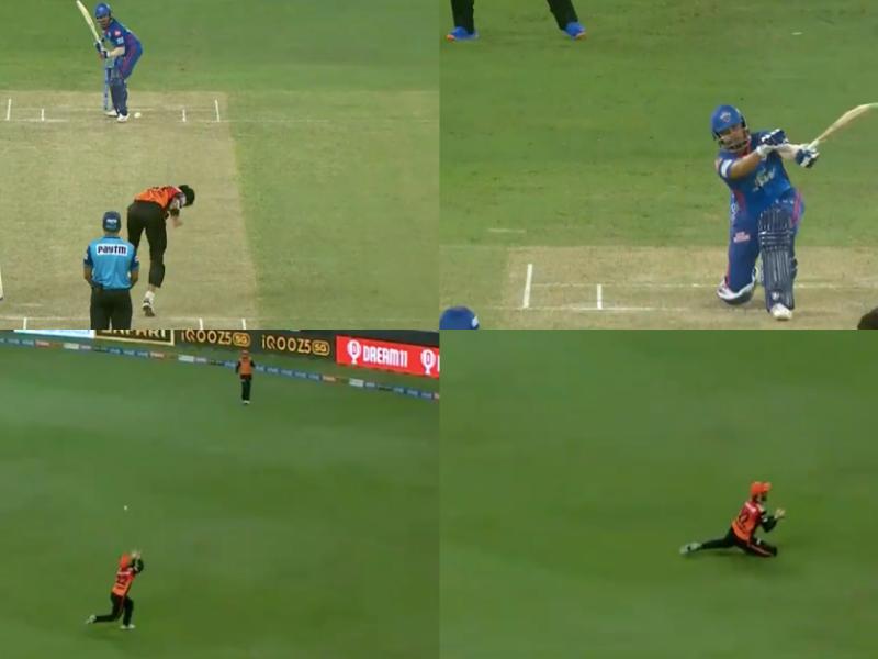 IPL 2021: Watch – Kane Williamson Grabs A Wonderful Catch To Dismiss Prithvi Shaw