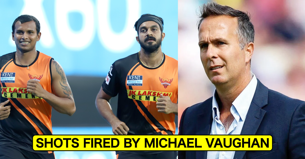 Let's See If IPL Gets Cancelled Like 5th Test: Michael Vaughan After T Natarajan Tests Covid-19 Positive In UAE