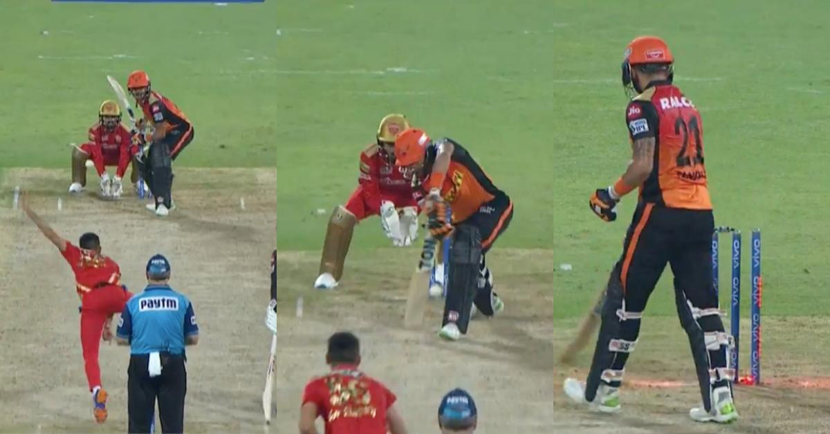 IPL 2021: Watch - Ravi Bishnoi Knocks Over Manish Pandey Through The Gate