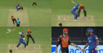 IPL 2021: Watch- Rishabh Pant's Bat Slips From His Hand And Flies Away As He Attempts A Shot