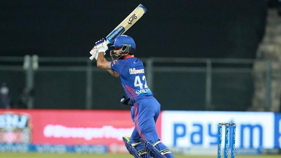Shikhar Dhawan. Photo-IPL