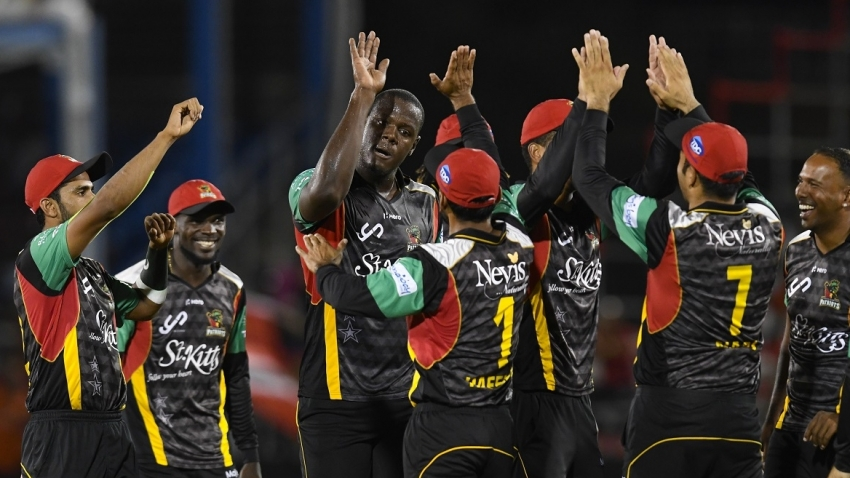 Saint Kitts and Nevis Patriots