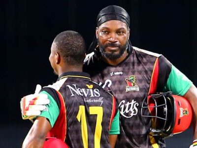 St. Kitts and Nevis Patriots