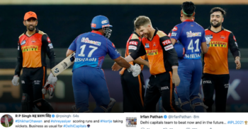 IPL 2021: Twitter Reacts As Delhi Capitals Climb To The Top Of The Table With Win Over Sunrisers Hyderabad