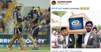 IPL 2021: Twitter Reacts As KKR Earn Second Consecutive Victory, Brush Aside MI With A 7-Wicket Victory