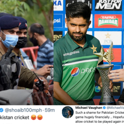 Twitter Left In Shock As New Zealand Abandon Their Tour Of Pakistan Due To Security Concerns