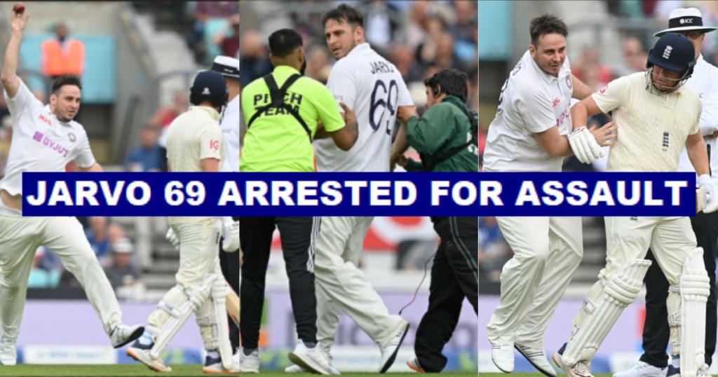 Jarvo 69 Arrested For Assault