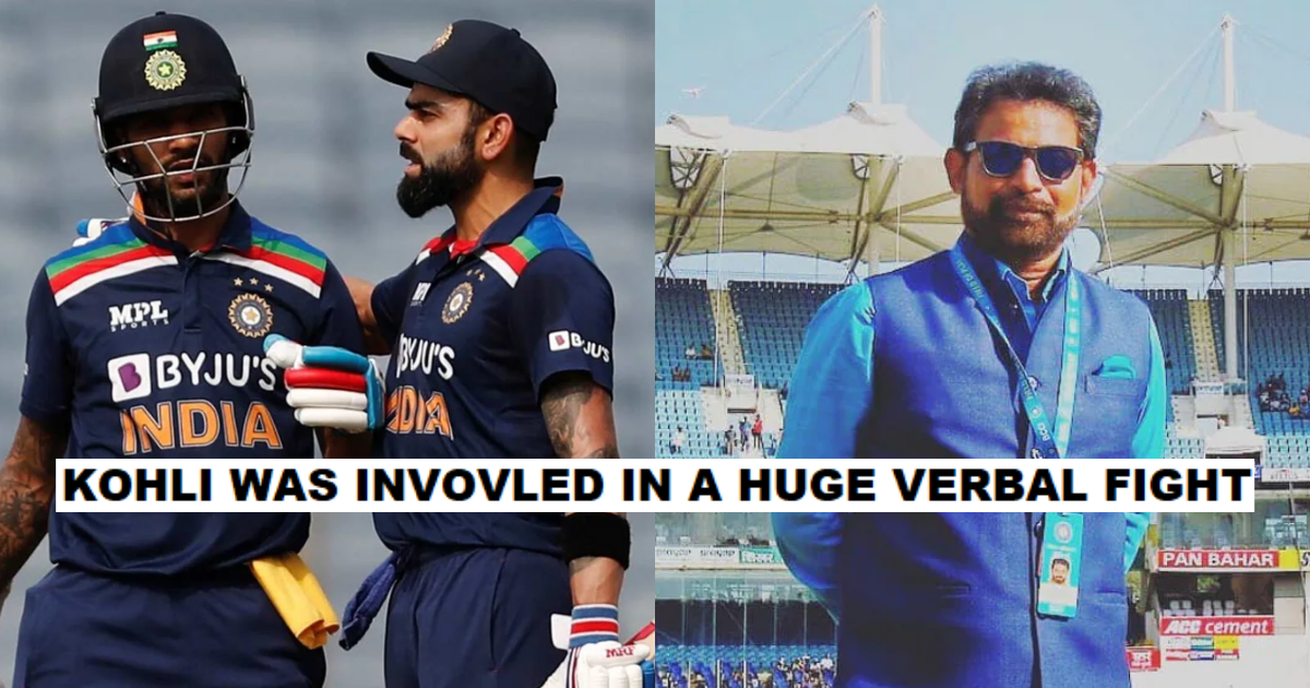 Virat Kohli Fought With The Selectors For Shikhar Dhawan's Place In India vs England ODI Series- Reports