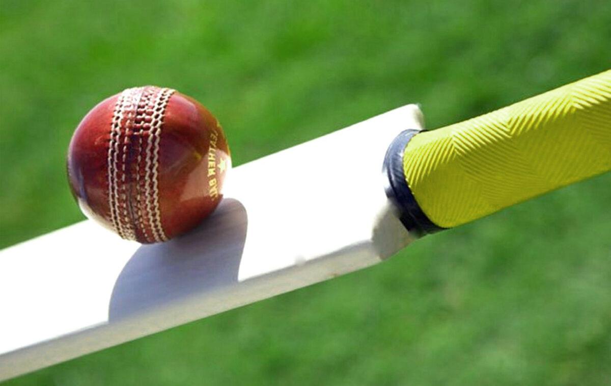 Cricket, Bat, Ball,