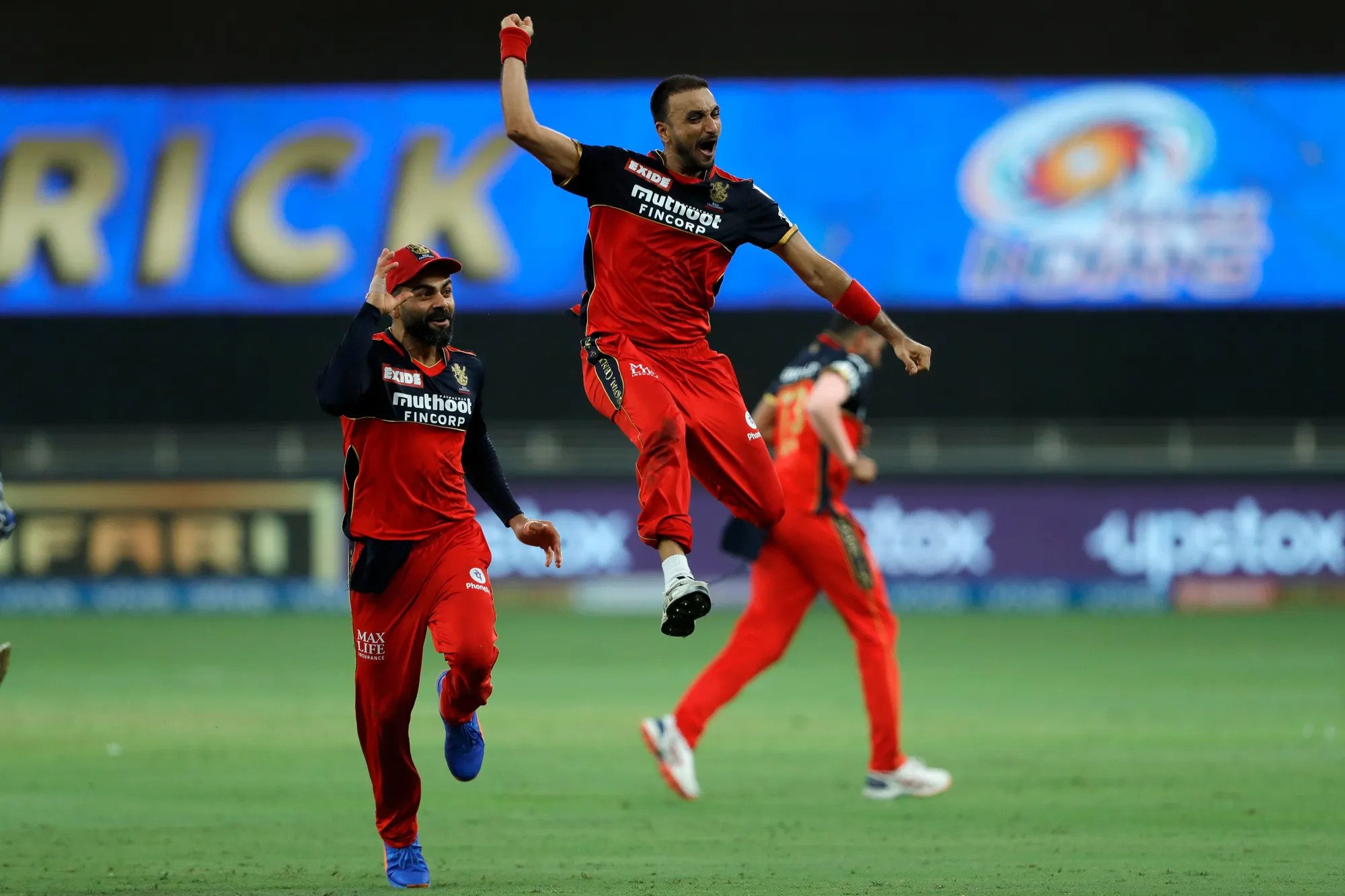 Watch: Harshal Patel Claims A Hat-Trick As RCB Deflate MI