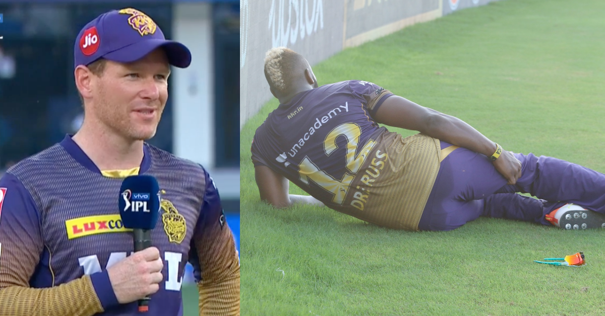 Eoin Morgan, Andre Russell
